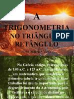 História da Trigonometria No Triângulo Retangulo