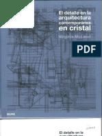 El Detalle en La Arquitectura Contemporánea en crista