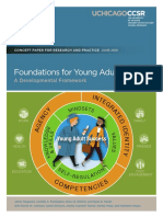 Nagaoka Foundations for Young Adult Success - A Developmental Framework