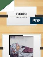 Medicina I - Fisiología y Semiologia de Fiebre