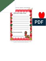 Cartas Para Papa Noel