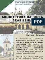 Arquitetura Barroca Brasileira