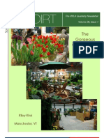 Spring Issue of the Dirt 2010