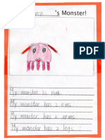 gr 3 amy my monster