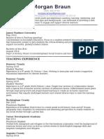 resume job fair