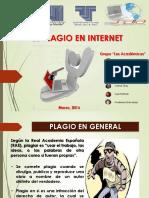 Plagio en Internet. Grupo Los Academicos