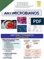 2da Clase - PENICILINAS. Dra. De Freitas