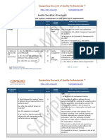 Iso 90012015 quality manual preview quality management system iso 90012015 audit checklist preview fandeluxe Choice Image