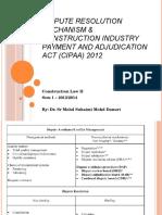 Dispute Resolution Mechanism Cipaa_1415