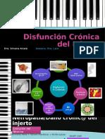 Disfunción Crónica Del Injerto