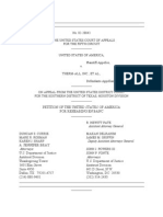 US Department of Justice Antitrust Case Brief - 01031-202088