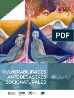 Programa Vulnerabilidades Desastres