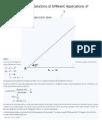 Angles Prob Lem