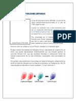 Ley de Las Proporciones Definidas y Multiples