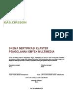 Fr-skema-02. Dokumen Skema (Panduan Utk Verifikasi) Pengolahan Obyek Multimedia