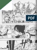 """Naruto capitulo 6 titulado """"No es Sasuke"""" en español"""