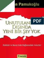 135707570 Unutulanlar Disinda Yeni Bir Sey Yok Osman Pamukoglu