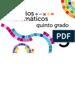 SolucionarioDesafios5to2014