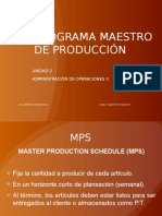 PMP_MRP adinistracion de operaciones ii