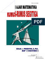 RUMUSRUMUS-SEGITIGA