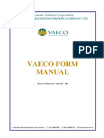 Vaeco Form Manual 31aug 2015