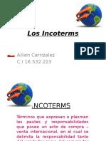 INCOTERMS AILIEN CARRIZALEZ