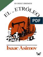 Asimov, Isaac - Como Descubrimos El Petroleo [21890] (r1.1)