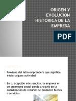 Unidad 1 La Empresa 2014