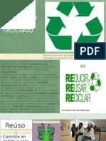 Reduccion Reúso y Reciclado