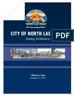 NLV Zoning Ordinance Combined
