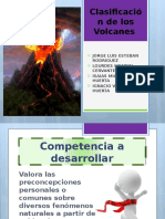 Equipo 2 Clasificacion de Los Volcanes