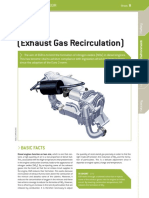 EGR (Exhaust Gas Recirculation)