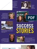 Success Stories 2010