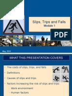 Slip Strips Falls Mod 1