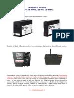 Istruzioni-Hp950-Hp951
