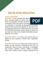 Dicas Bullying Short