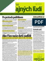 OBYČAJNÍ ĽUDIA Noviny 2010 16 Web