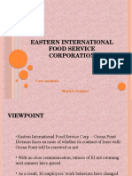 Eastern International Food Service