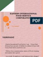 Eastern International Food