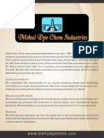 Mehul Dye Chem Industries Gujarat India