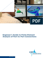 CAEAI Guide to FEA of Part to Part Connections