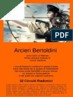 32 Circuiti Radionici Base Arcieri Bertoldini Volume 1