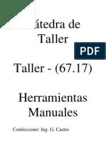 Unidad 2 - Herramientas Manuales