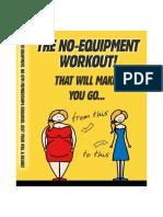 Amanda No Equipment Workout