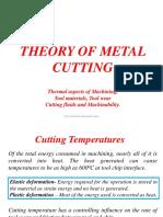Metal Cutting Additional