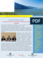 "Buletin informativ 2 // Proiectul ""Danube connects"""