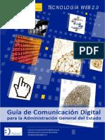 8-Guia de Comunicacion Digital Para La AGE Tecnologias Web 2-0-25!02!2013_