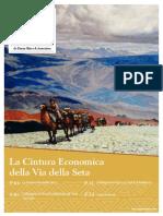 La Cintura Economica della Via della Seta - Preview