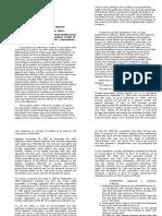 Corporatio law Cases - Last Cases