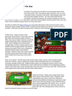 Tips Menang Poker On line